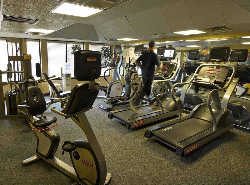 Holiday Inn Buffalo International Airport-Fitness Room<br/>Image from Leonardo