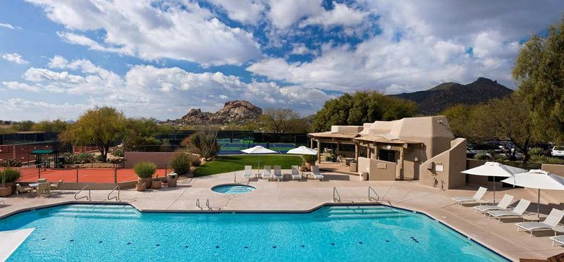 Boulders Resort & Spa, Curio Collection by Hilton-Pool at the Boulders Club<br/>Image from Leonardo