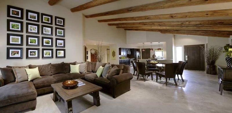 Boulders Resort & Spa, Curio Collection by Hilton-Villa Living Area<br/>Image from Leonardo