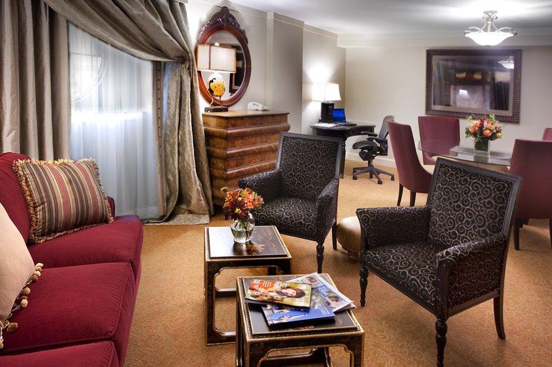 Astor Crowne Plaza French Quarter - Presidential Suite <br/>Image from Leonardo