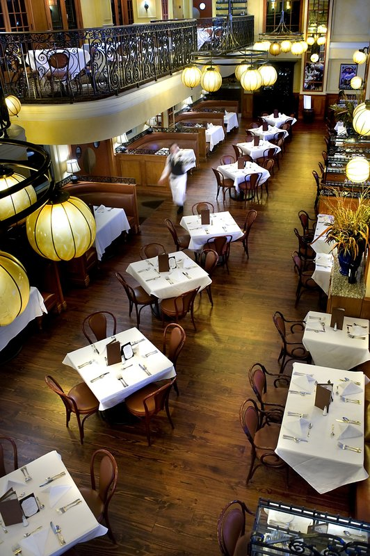 Astor Crowne Plaza French Quarter - Restaurant <br/>Image from Leonardo