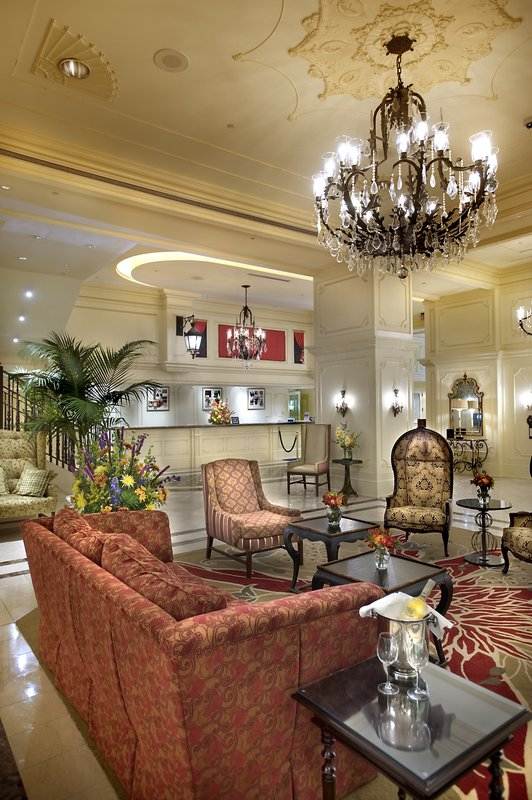 Astor Crowne Plaza French Quarter - Lobby <br/>Image from Leonardo
