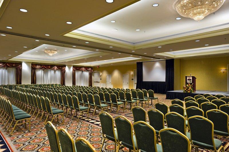 Astor Crowne Plaza French Quarter - Ballroom <br/>Image from Leonardo
