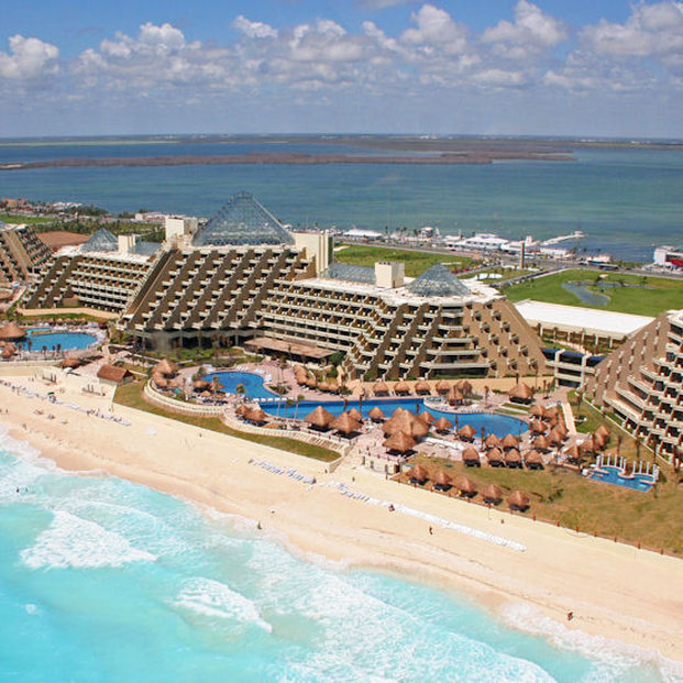Royal Service @ Paradisus Cancun - Exterior <br/>Image from Leonardo