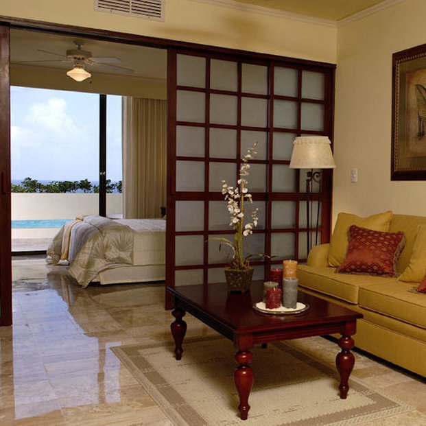 Royal Service @ Paradisus Cancun - LIVING ROOM <br/>Image from Leonardo