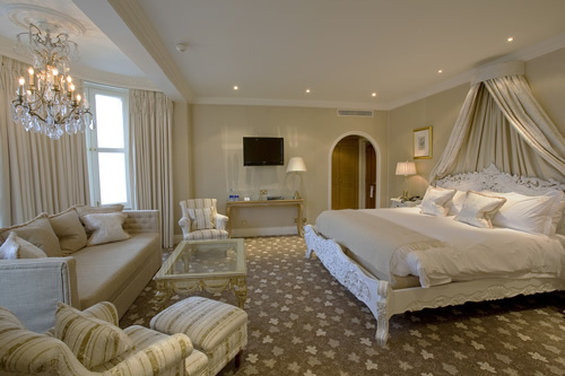 Old Government House Hotel & Spa-Deluxe Room<br/>Image from Leonardo