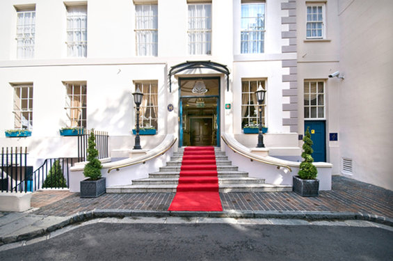 Old Government House Hotel & Spa-Exterior<br/>Image from Leonardo