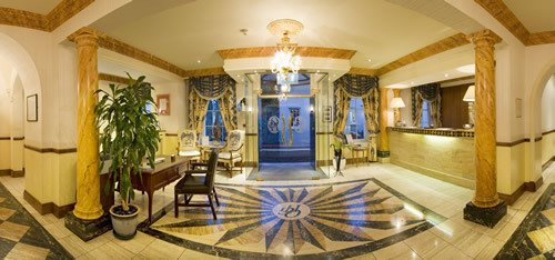 Old Government House Hotel & Spa-Lobby<br/>Image from Leonardo