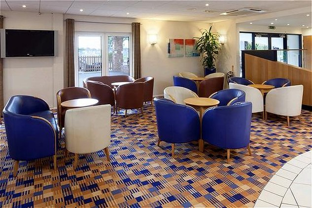 Holiday Inn Express Peterborough-Guest Lounge<br/>Image from Leonardo