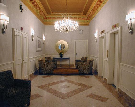 Radio City Apartments-Lobby<br/>Image from Leonardo