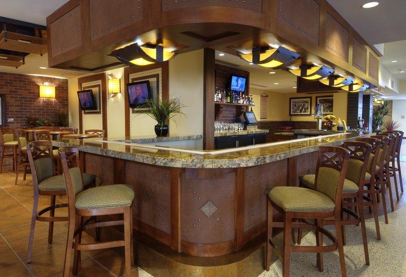 Hilton Garden Inn Yuma Pivot Point-Bar Area<br/>Image from Leonardo