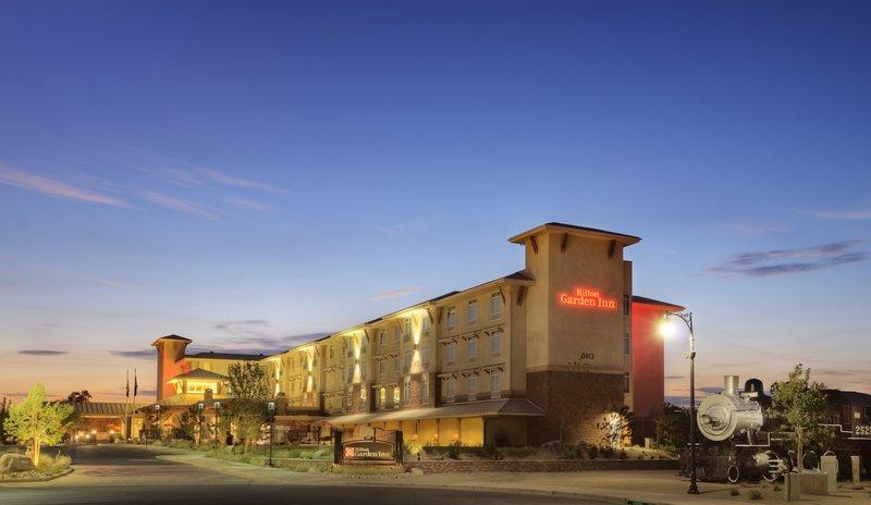 Hilton Garden Inn Yuma Pivot Point-Exterior<br/>Image from Leonardo