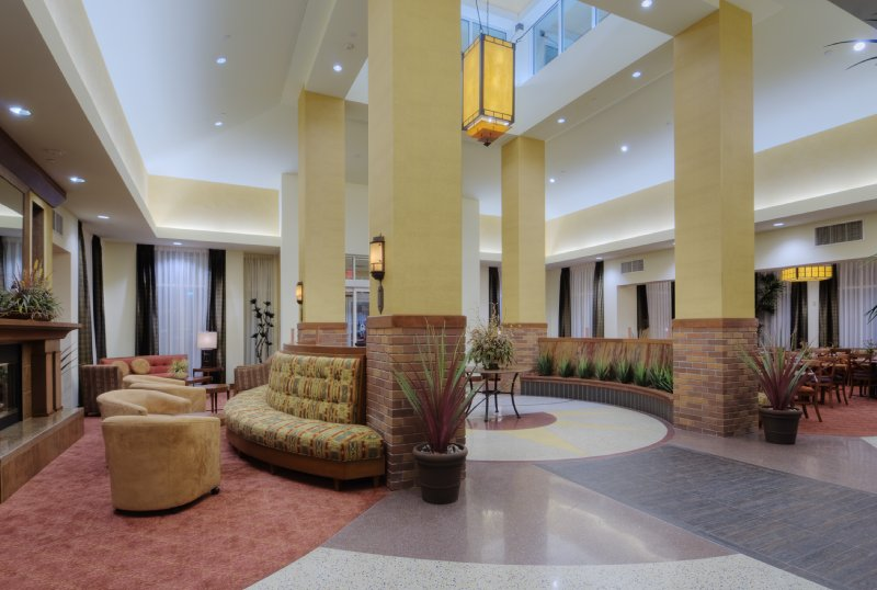 Hilton Garden Inn Yuma Pivot Point-Hotel Lobby<br/>Image from Leonardo