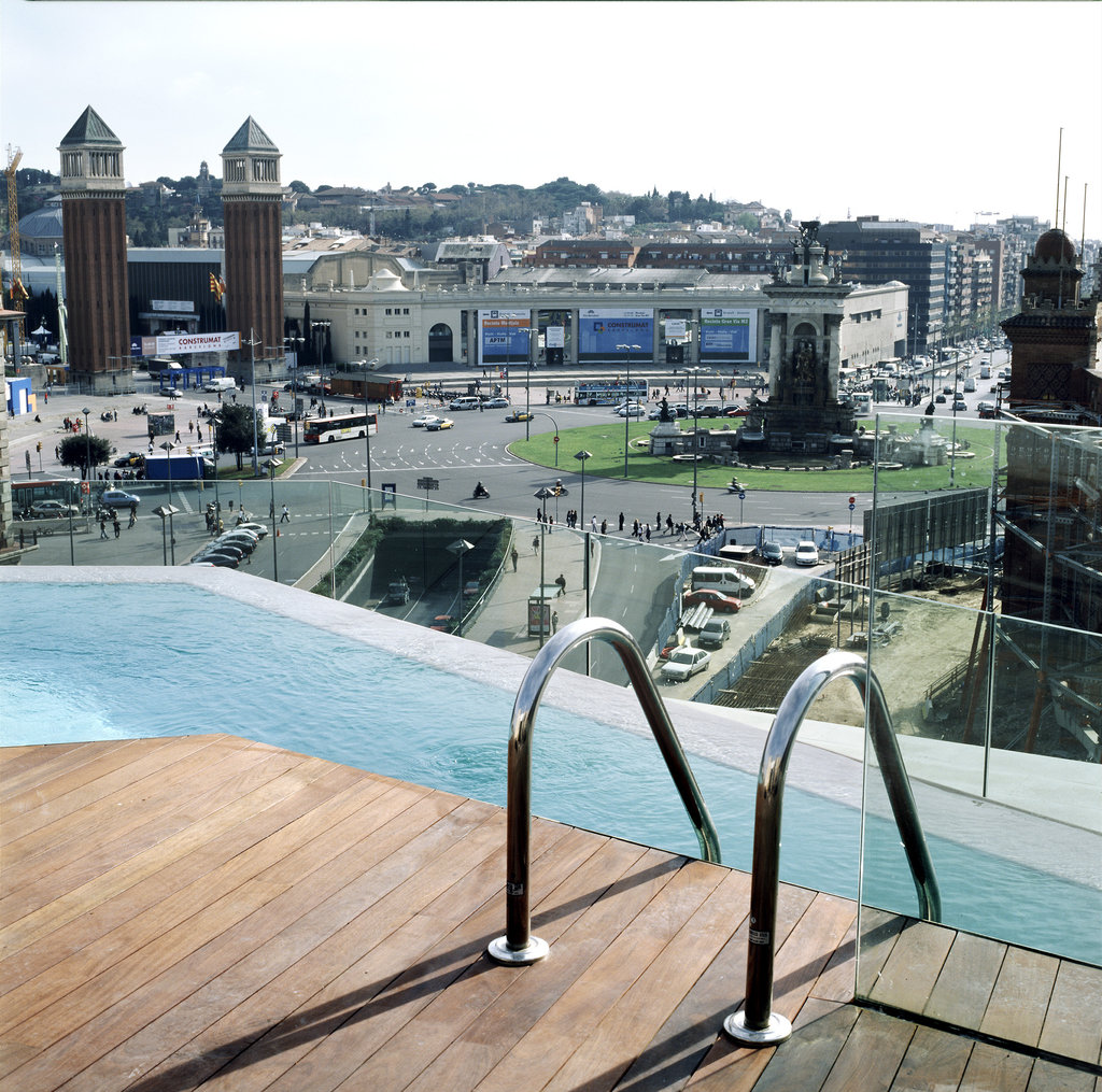 B Hotel-Pool view<br/>Image from Leonardo