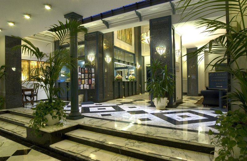 Berchielli Hotel-Lobby View<br/>Image from Leonardo