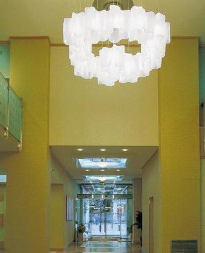 Electra Hotel - Corridor <br/>Image from Leonardo