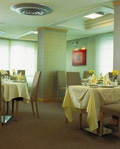 Electra Hotel - Restaurant <br/>Image from Leonardo