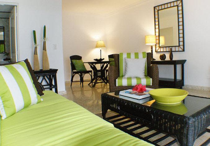 Occidental Punta Cana - Suite Living <br/>Image from Leonardo