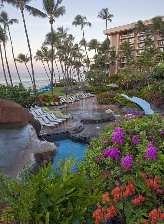 Hyatt Regency Maui Resort - Hyatt Regency Maui Resort & Spa – Keiki Kid Lagoon <br/>Image from Leonardo