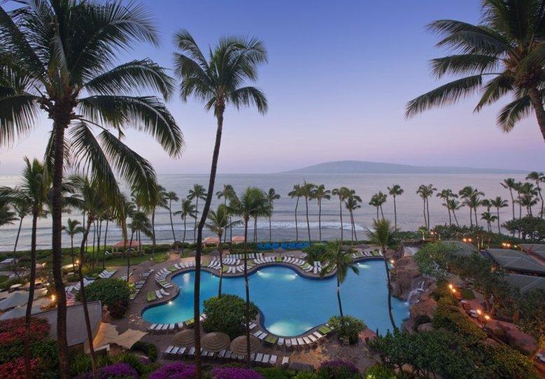 Hyatt Regency Maui Resort - Hyatt Regency Maui Resort & Spa –  Swimming Pool <br/>Image from Leonardo