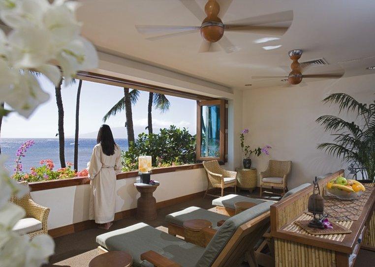 Hyatt Regency Maui Resort - Kamaha'o Marilyn Monroe Spa – Hyatt Regency Maui <br/>Image from Leonardo