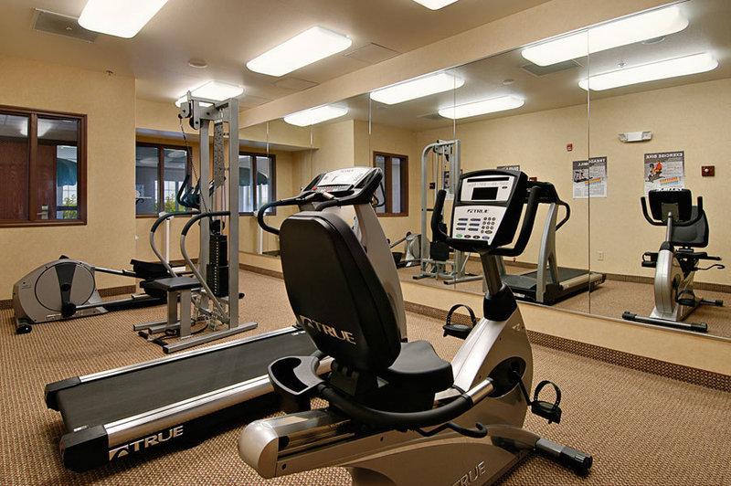 Holiday Inn Express Syracuse-Fairgrounds-Fitness Center<br/>Image from Leonardo