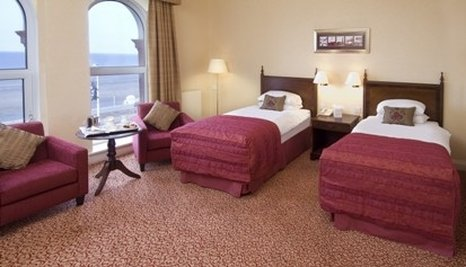Imperial Hotel Blackpool-Premium Twin Guest Room<br/>Image from Leonardo