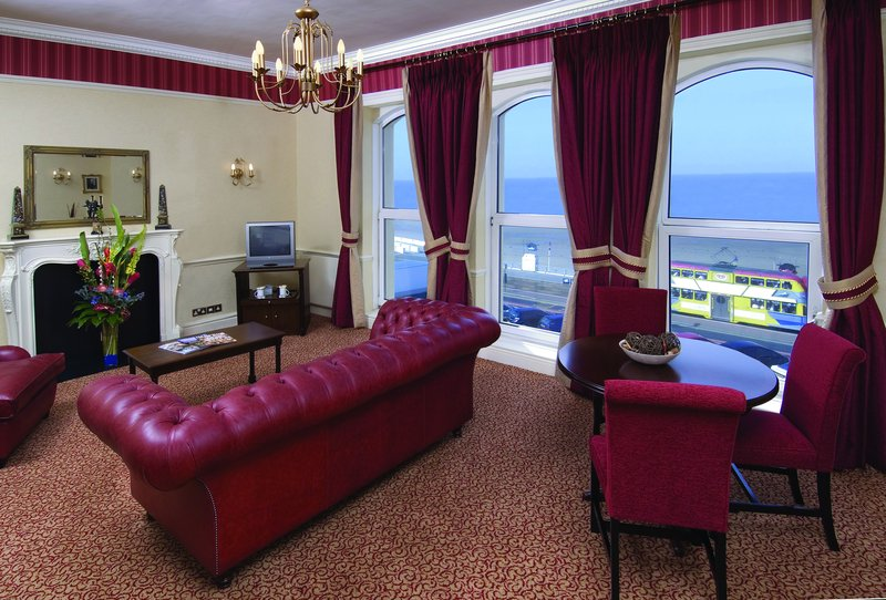 Imperial Hotel Blackpool-Suite<br/>Image from Leonardo