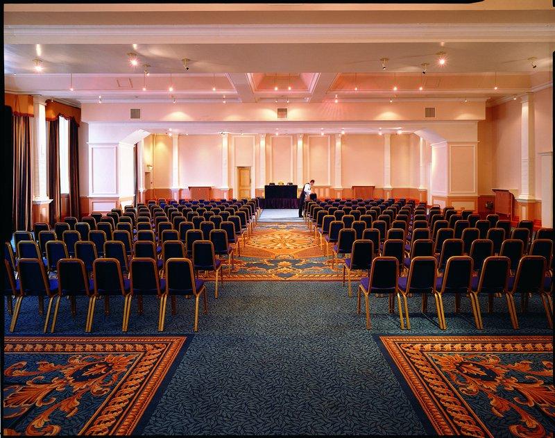 Imperial Hotel Blackpool-Lancastrian Suite theatre style<br/>Image from Leonardo