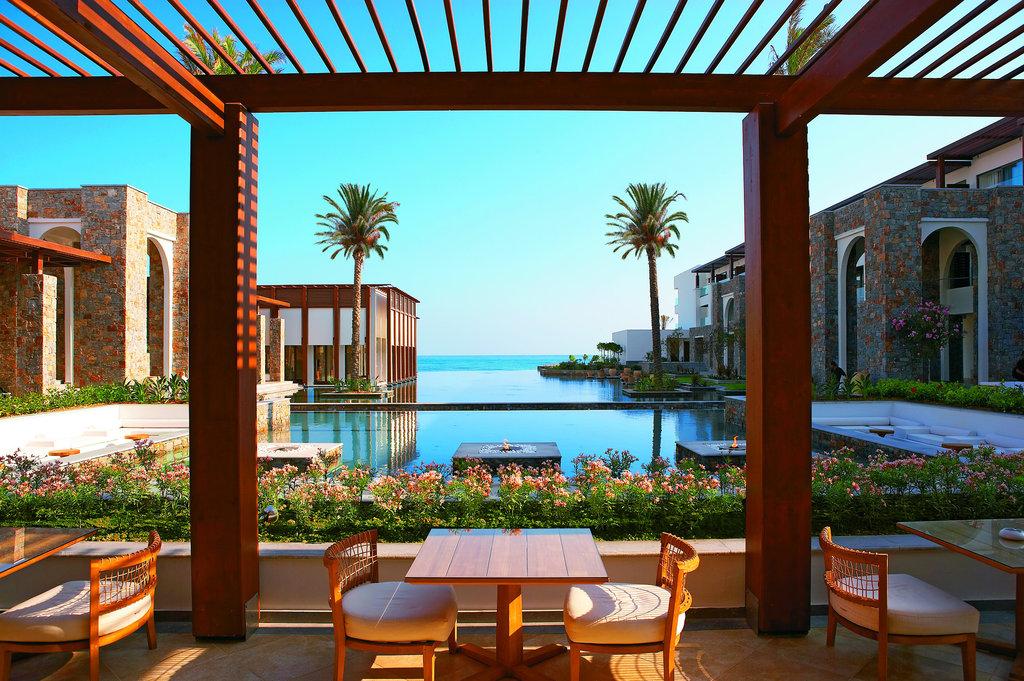 Amirandes, Grecotel Exclusive-Sea View Restaurants -Palm Fringed Lagoons<br/>Image from Leonardo