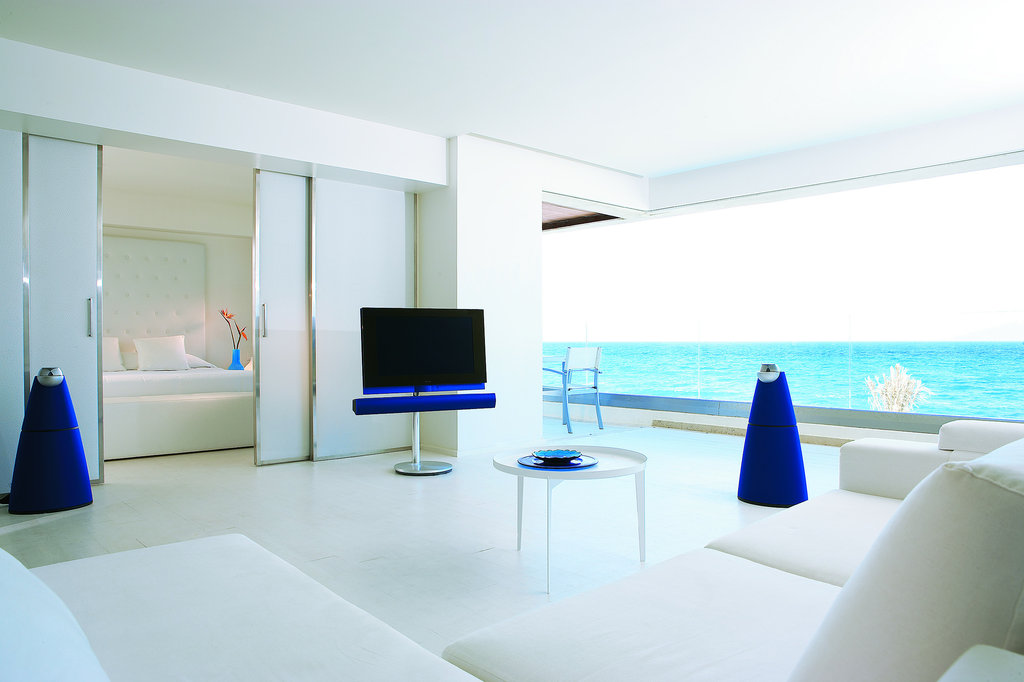 Amirandes, Grecotel Exclusive-Bedroom Grand Suite -Living Area -Lounges<br/>Image from Leonardo