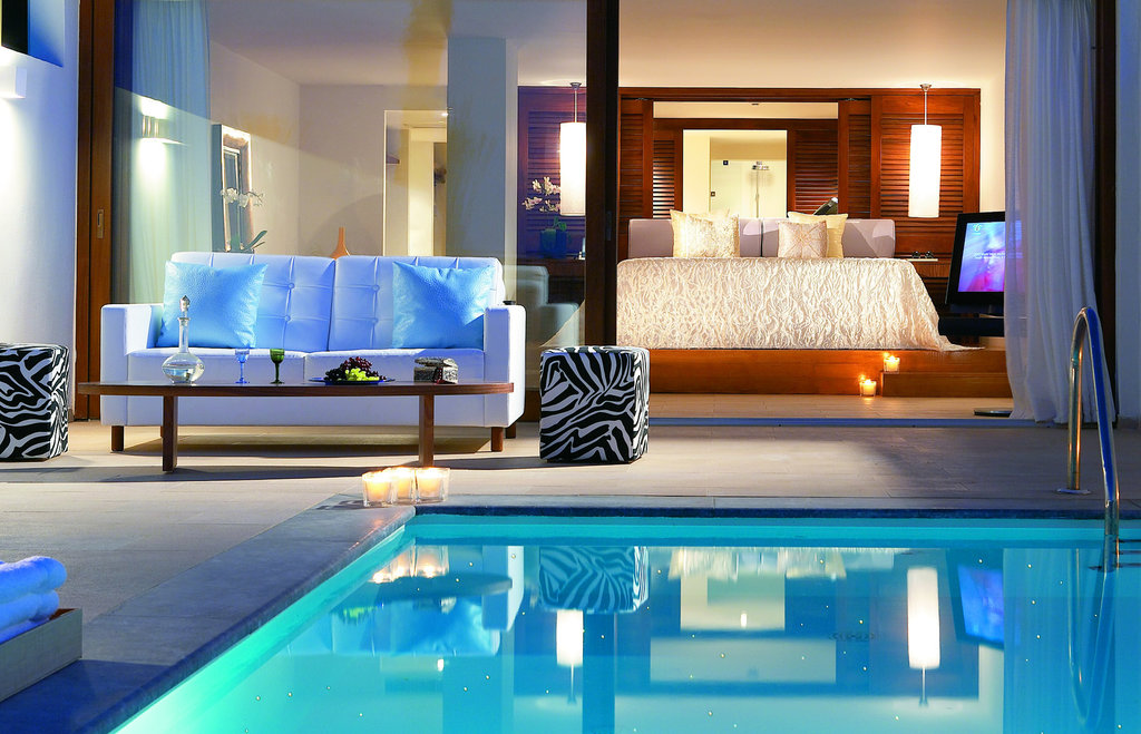 Amirandes, Grecotel Exclusive-Luxury Bungalow Suite -With Fitness Room -Private<br/>Image from Leonardo