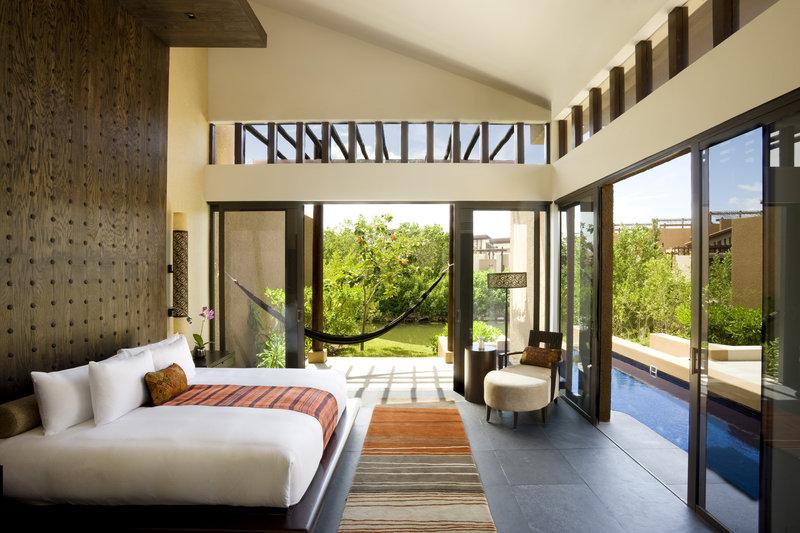 Fairmont Mayakoba - Bliss Pool Villa <br/>Image from Leonardo