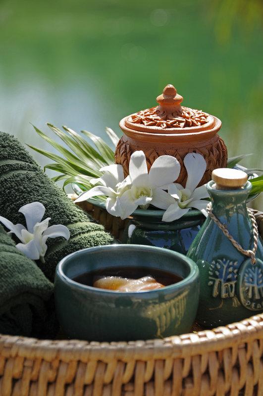 Fairmont Mayakoba - Thai Herbal Detox Ingredients <br/>Image from Leonardo