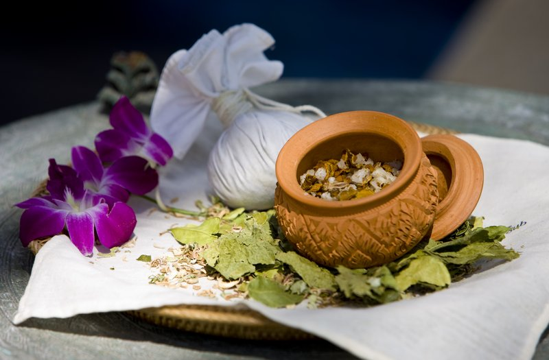 Fairmont Mayakoba - Ingredients for Thai Herbal Detox <br/>Image from Leonardo