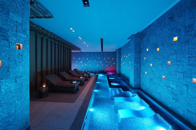 Fairmont Mayakoba - Rainforest - Vitality Pool <br/>Image from Leonardo