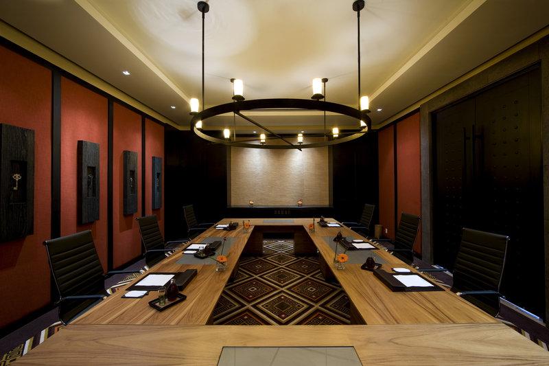 Fairmont Mayakoba - Labna/ Kabah Meeting Room <br/>Image from Leonardo