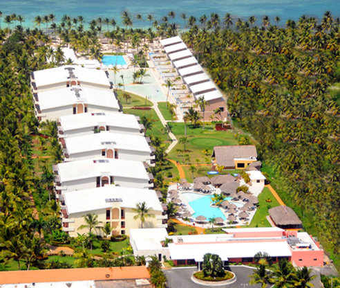 Be Live Collection Punta Cana   - Adults Only - Aerial view <br/>Image from Leonardo