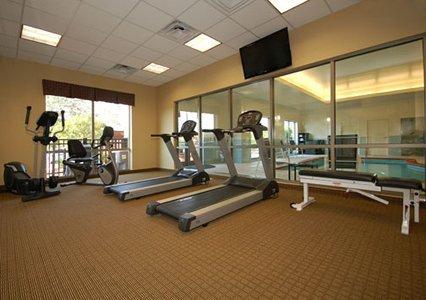 Holiday Inn Express Leland - Wilmington Area-Health Club -OpenTravel Alliance - Health Club-<br/>Image from Leonardo