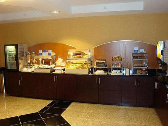 Holiday Inn Express & Suites Indianapolis - East-Breakfast Bar<br/>Image from Leonardo