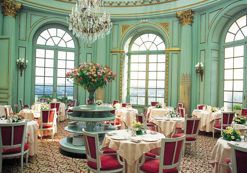 Chateau D'Artigny-Restaurant<br/>Image from Leonardo