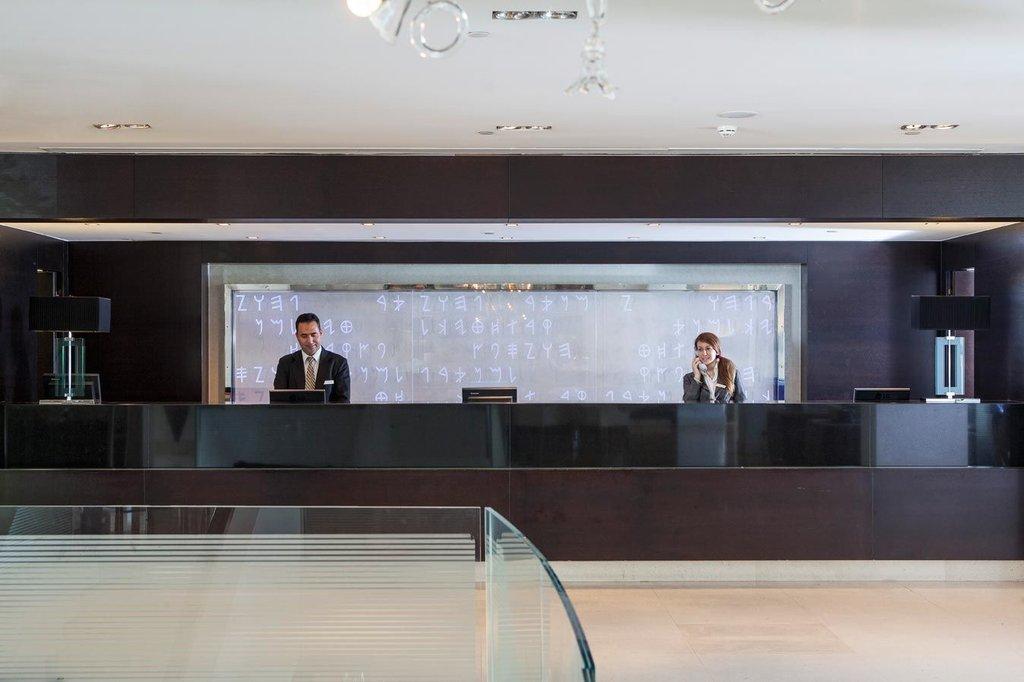 Galaxy Hotel-GALAXY HOTEL IRAKLIO - RECEPTION<br/>Image from Leonardo