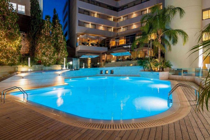 Galaxy Hotel - GALAXY HOTEL IRAKLIO - GYM <br/>Image from Leonardo