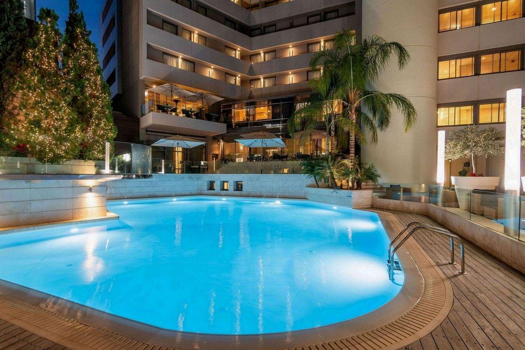 Galaxy Hotel-GALAXY HOTEL IRAKLIO - POOL OASIS<br/>Image from Leonardo