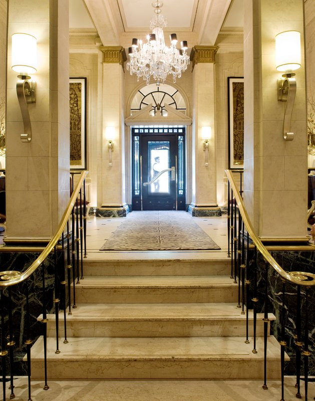 Eliot Apartment Suites-Lobby View<br/>Image from Leonardo