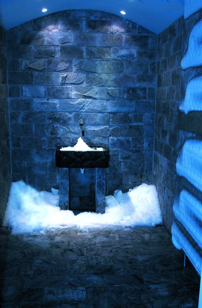Hotel Palace Berlin - Palace SPA Ice Grotto <br/>Image from Leonardo