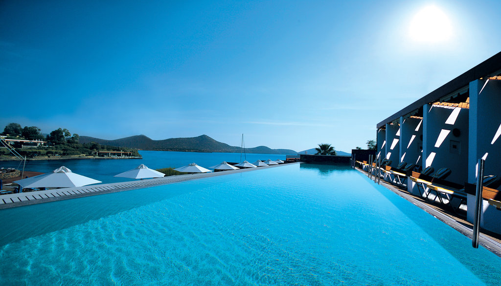 Elounda Bay Palace-Superior bungalow Front Sea View Sharing Pool<br/>Image from Leonardo