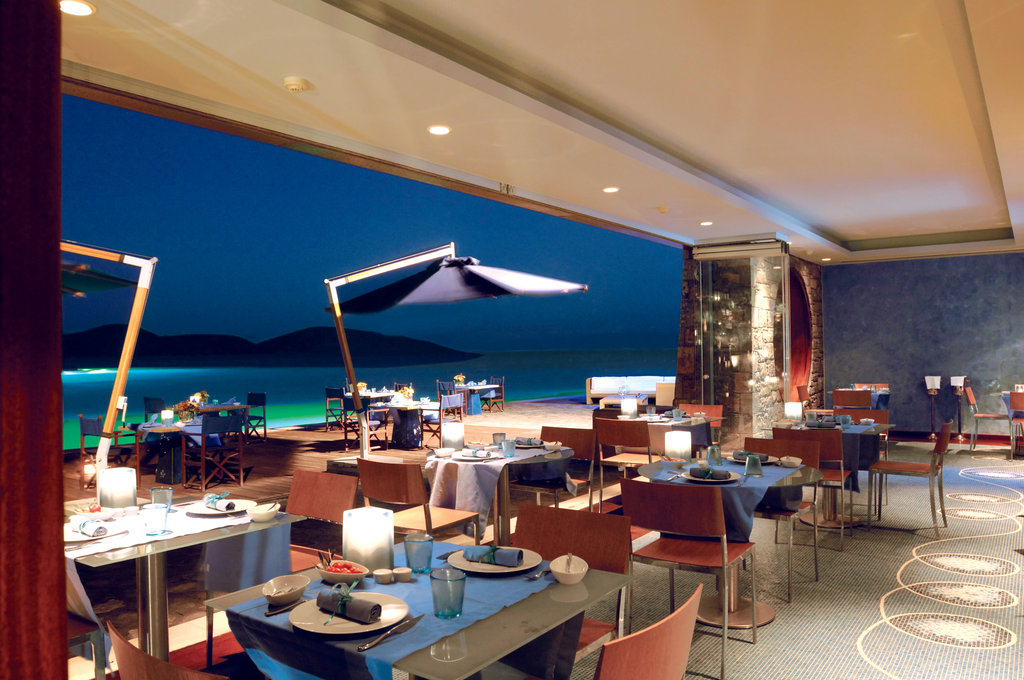 Elounda Bay Palace-F Mediterranean Restaurant<br/>Image from Leonardo