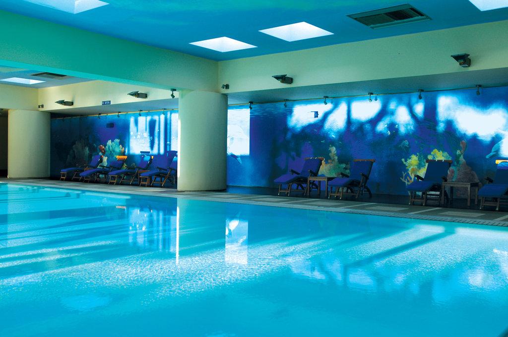 Elounda Bay Palace-Indoor Pool<br/>Image from Leonardo