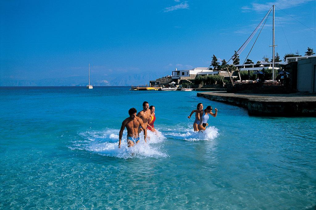 Elounda Bay Palace-Having Fun at the Beach<br/>Image from Leonardo